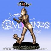 Amazons - Newzons Linewoman n º 1 - RN Estudio