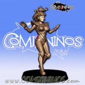 Amazons - Newzons Linewoman n º 2 - RN Estudio