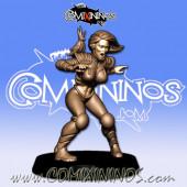 Amazons - Newzons Linewoman n º 3 - RN Estudio