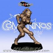 Amazons - Newzons Linewoman n º 4 - RN Estudio
