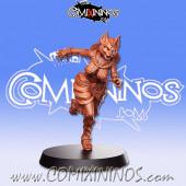 Egyptian - 3D Printed Ancestrals Egyptian Female Cat n º 3 - RN Estudio