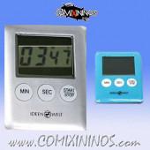 Digital Timer Apostol for 4 Minutes Countdown - Comixininos