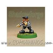Dwarves - Dwarf Referee - Shadowforge