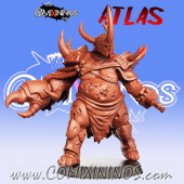 Evil - Atlas Evil Warrior - RN Estudio