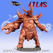 Evil - Atlas Evil Warrior - RN Estudio