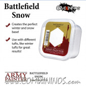 Battlefield Snow - The Army Painter