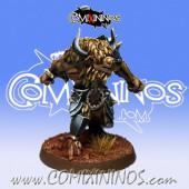 Evil - Bison Beastman - Fanath Arts