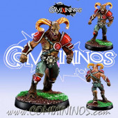 Evil - Beastman nº 2 - Willy Miniatures