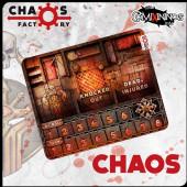 Bench Chaos Chosen Neoprene Dugout - Chaos Factory