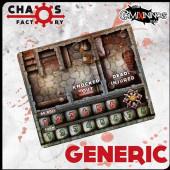 Bench Generic Neoprene Dugout - Chaos Factory