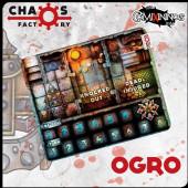 Bench Ogre Neoprene Dugout - Chaos Factory