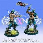Norses - Set of 2 Bersekers Legends of the North - Goblin Guild