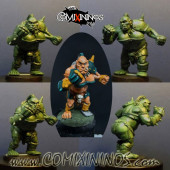 Amazons - Bertha Bigfist Ogress Star Player - Turncoat Bowl