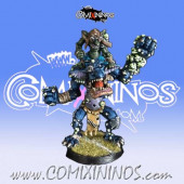 Big Guy - Resin Troll nº 2 with Goblin / Troll and Brain - Goblin Guild