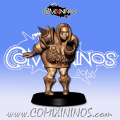 Ogres - 3D Printed Stampede Female Ogre n º 2 - RN Estudio