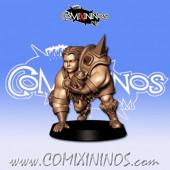 Ogres - Stampede Female Ogre n º 4 - RN Estudio