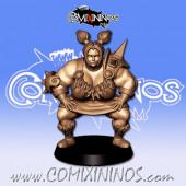 Ogres - 3D Printed Stampede Female Ogre n º 5 - RN Estudio