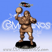 Ogres - 3D Printed Stampede Female Ogre n º 6 - RN Estudio