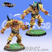 Undead - Set of 2 Big Mummies - Willy Miniatures