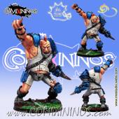 Big Guys - Ogre nº 1 Star Player Mork ' N ' Thork - Meiko Miniatures
