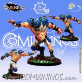 Big Guys - Ogre nº 7 Tiny Thrower - Meiko Miniatures