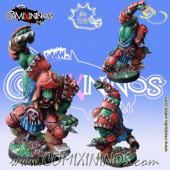 Orcs - Black Orc nº 4 - Meiko Miniatures