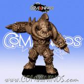 Orcs - 3D Printed Black Orc nº 1 / 12 - RN Estudio