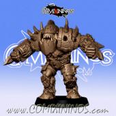 Orcs - 3D Printed Black Orc nº 2 / 13 - RN Estudio