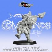 Goblins / Underworld - Gobfreak Blaster Clow nº 2 - Games Miniatures