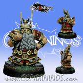 Dwarves - Dwarf Blitzer nº 1 - SP Miniaturas