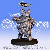 Dwarves - Metal Dwarf Blitzer nº 2 / 13 - Fanath Art