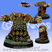 Dwarves - Dwarf Blocker nº 1 - SP Miniaturas