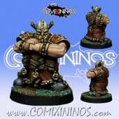 Dwarves - Dwarf Blocker nº 5 - SP Miniaturas