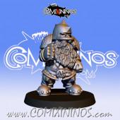Dwarves - Metal Dwarf Blocker nº 1 / 8 - Fanath Art