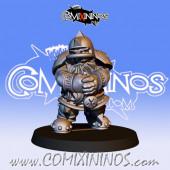 Dwarves - Metal Dwarf Blocker nº 2 / 6 - Fanath Art