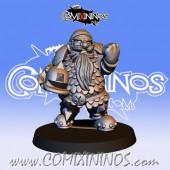 Dwarves - Metal  Dwarf Blocker nº 3 / 5 - Fanath Art