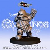 Dwarves - Metal Dwarf Blocker nº 4 / 7 - Fanath Art