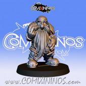 Dwarves - Metal Dwarf Blocker nº 5 / 4 - Fanath Art