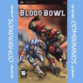 Blood Bowl - Video Game Sony PSP - English and Spanish