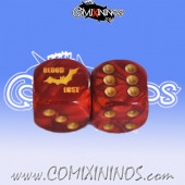 Blood Lust Skill Dice - Meiko