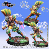 Wood Elves / Elves - Wardancer nº 1 - Meiko Miniatures
