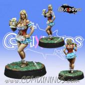 Bloodweiser Babe - Willy Miniatures