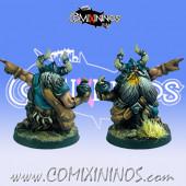 Dwarves - Bomber Dwarf Star Player - Goblin Guild