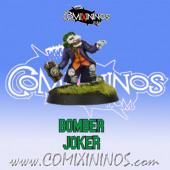 Goblins - Goblin nº 12 Bomber Joker of GOBham Asylum Team - Labmasu