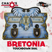 Brettonian Fantasy Football Score Board - Chaos Factory