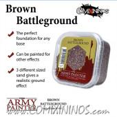Brown Battleground - The Army Painter