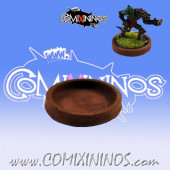 Godoy Skill Marker - Brown Resin Base