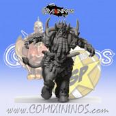 Evil Dwarves - Damned Bull Centaur nº 1 - SP Miniaturas
