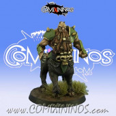 Evil Dwarves - Grim Butchers Bull Centaur nº 2 - Goblin Guild