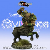 Evil Dwarves - Grim Butchers Bull Centaur Star Player - Goblin Guild